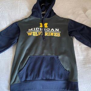 Michigan wolverines hoodie